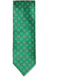 Brioni Floral Tie