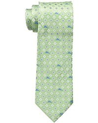 Tommy Bahama Micro Marlin Floral Necktie