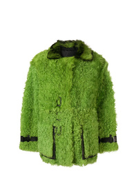 Tom Ford Oversized Shearing Coat