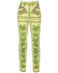 Versace Vintage Printed Trouser