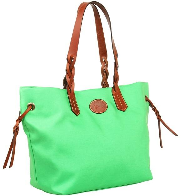 Dooney Bourke Nylon Per Tote Handbags