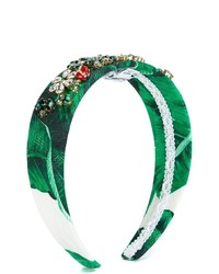 Dolce & Gabbana Kids Embellished Head Band