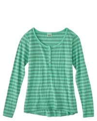 Green henley shirt original 2607369