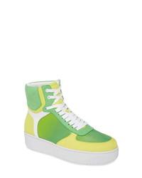 Jeffrey Campbell Court Hi High Top Sneaker