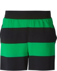Stella McCartney Rugby Stripes Shorts
