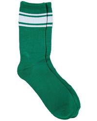 21men 21 Varsity Striped Socks