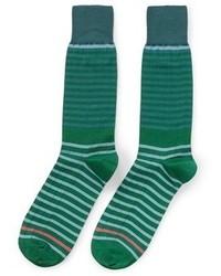 Paul Smith Contrast Stripe Socks