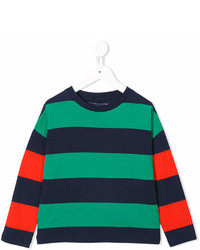 Stella McCartney Kids Striped T Shirt
