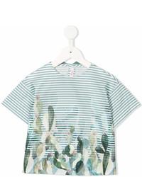 Il Gufo Striped T Shirt