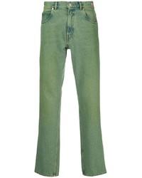Martine Rose Mid Rise Straight Leg Jeans