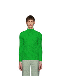 Namacheko Green Nyas Turtleneck