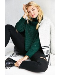 Silence noise abigail turtleneck sweater medium 404242