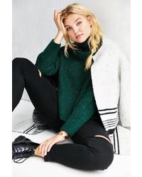 Silence & Noise Silence Noise Abigail Turtleneck Sweater