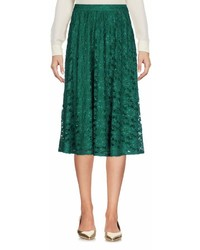 Folies knee length skirts medium 6990996