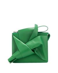 N°21 N21 Abstract Bow Clutch Bag