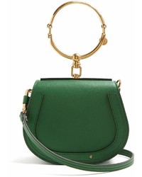 Chloé Chlo Nile Small Leather And Suede Cross Body Bag