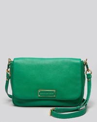 dbc9a58c08ec Women s Green Leather Crossbody Bags by Marc by Marc Jacobs ...