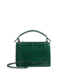 Nancy Gonzalez Divino Genuine Crocodile Bag