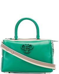 Emilio Pucci Logo Appliqu Crossbody Bag