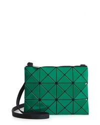Bao Bao Issey Miyake Lucent Two Tone Crossbody Bag