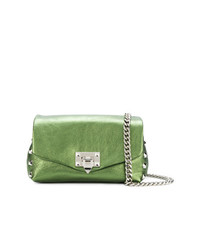 Marc Ellis Metallic Audrey Shoulder Bag