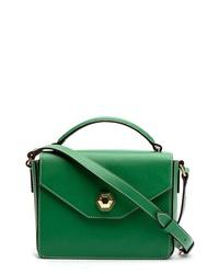 Frances Valentine Mini Midge Leather Crossbody Bag