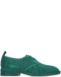 Golden Goose Deluxe Brand Nora Lurex Derby Shoes