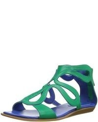 Nine West Veau Leather Dress Sandal