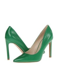 Nine West Tatiana High Heels Green Leather