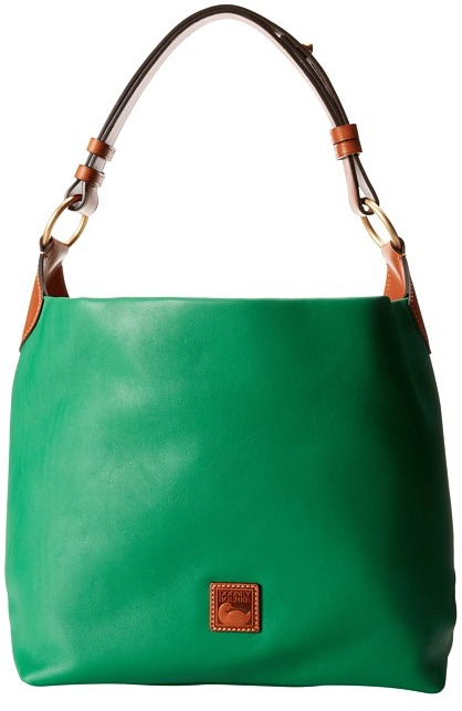 Dooney & Bourke Calf O Ring Satchel | Where to buy & how to wear
