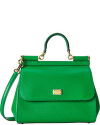 Dolce & Gabbana Miss Sicily Satchel Handbags