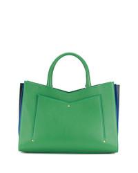 Sara Battaglia Multicoloured Side Accordion Tote Bag