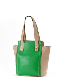 Mellow World Tokyo Colorblock Tote