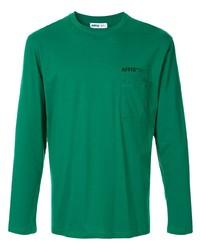 AFFIX Logo Print Longsleeved T Shirt