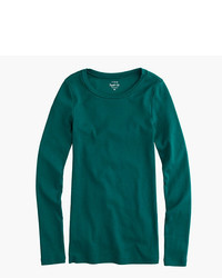 J.Crew Slim Perfect Long Sleeve T Shirt