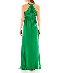 Ana Ana Braided Halter Maxi Dress