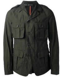 DSQUARED2 Military Style Jacket