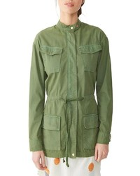Herringbone military jacket medium 493351