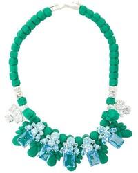 Ek Thongprasert Stone Embellished Necklace