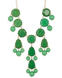 Natasha Accessories Faceted Bubble Necklace