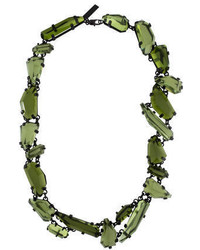 Burberry Link Crystal Necklace