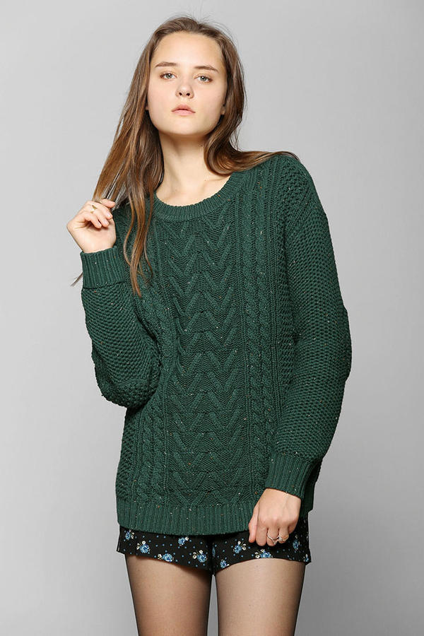 Bdg Fall For Cable Knit Sweater Where To Buy How To Wear