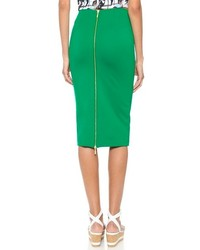Green pencil skirt original 1455981
