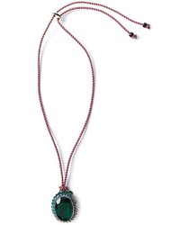 Gabriele Frantzen Embellished Pendant Necklace