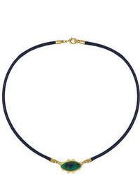 Sam Edelman Marquis Stone Pendant Necklace