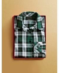 Pendleton Tartan Shaped Shirt