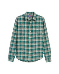 Best Made Co. The Heavyweight Flannel Workshirt
