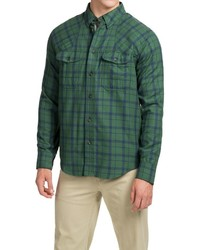 Plaid hunting shirt long sleeve medium 898311