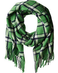 Marc by marc jacob toto plaid scarf scarv medium 93610