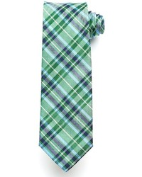 Izod Junipero Serra Plaid Tie